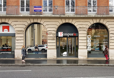 Agence Temporis Toulouse Sud